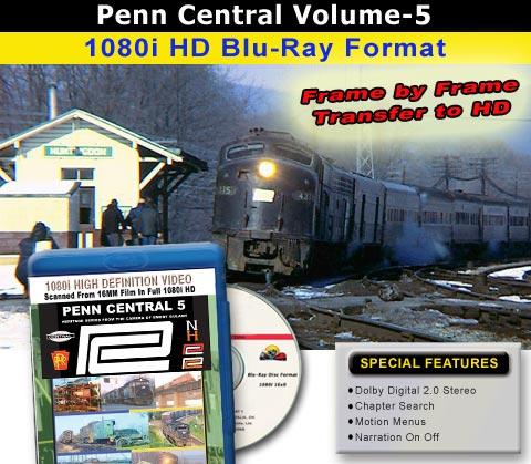 Penn Central, Vol. 5