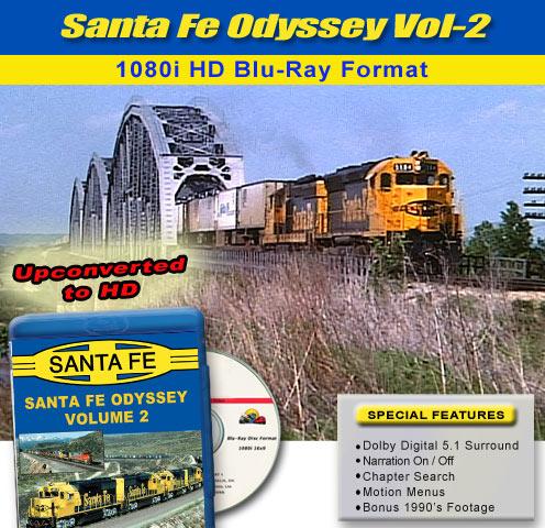 Santa Fe Odyssey, Vol. 2