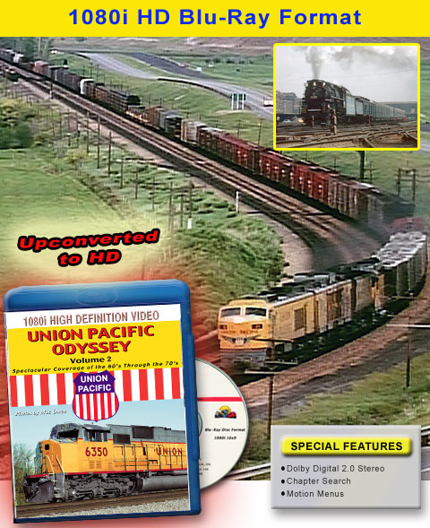 Union Pacific Odyssey, Vol. 2