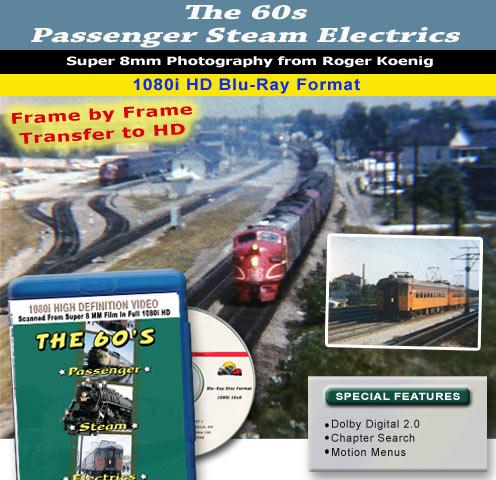Passenger-Steam-Electric, Vol. 1
