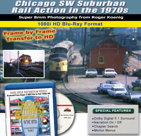 Chicago South West Suburbans 1970s
