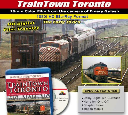 Train Town Toronto