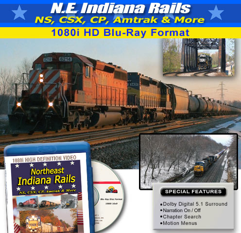 North Eastern Indiana Rails