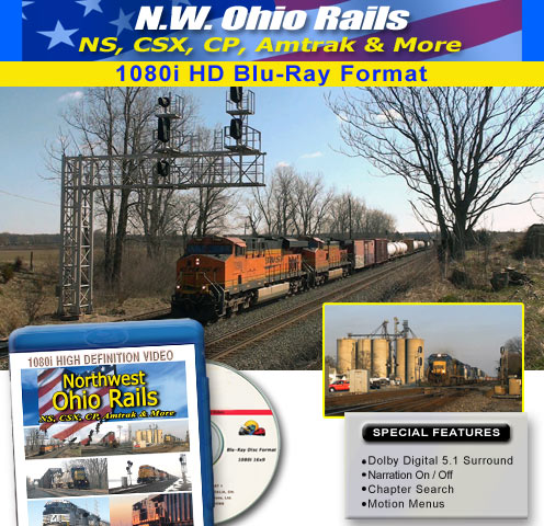 North Western Ohio Rails