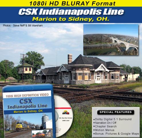 CSX Indianapolis Line