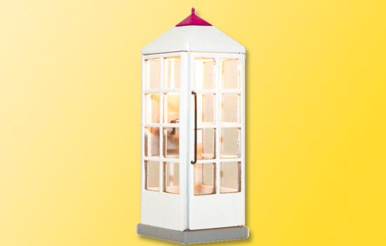 Telefonzelle Telekom geschlossen