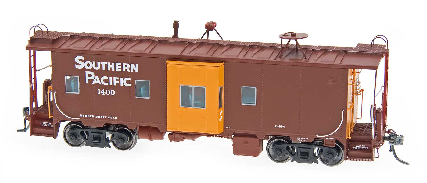 Southern Pacific (as delivered 06/1961)