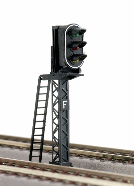 Dreibegriffiges Lichtsignal SNCF