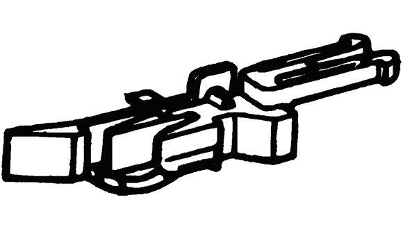KK mit Vorentkupplung (4 Stück)