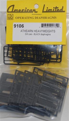 Working Diaphragm Kit (6 pair)
