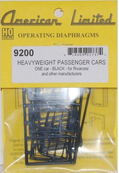 Working Diaphragm Kit (1 pair)