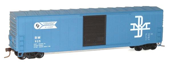 50` Boxcar H0