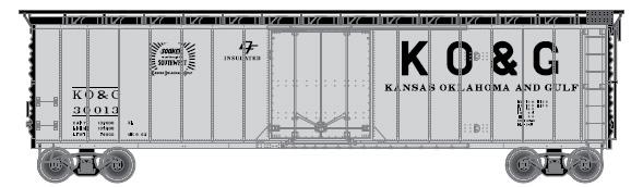 Kansas Oklahoma & Gulf