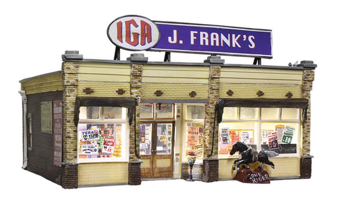 J. Frank´s Grocery