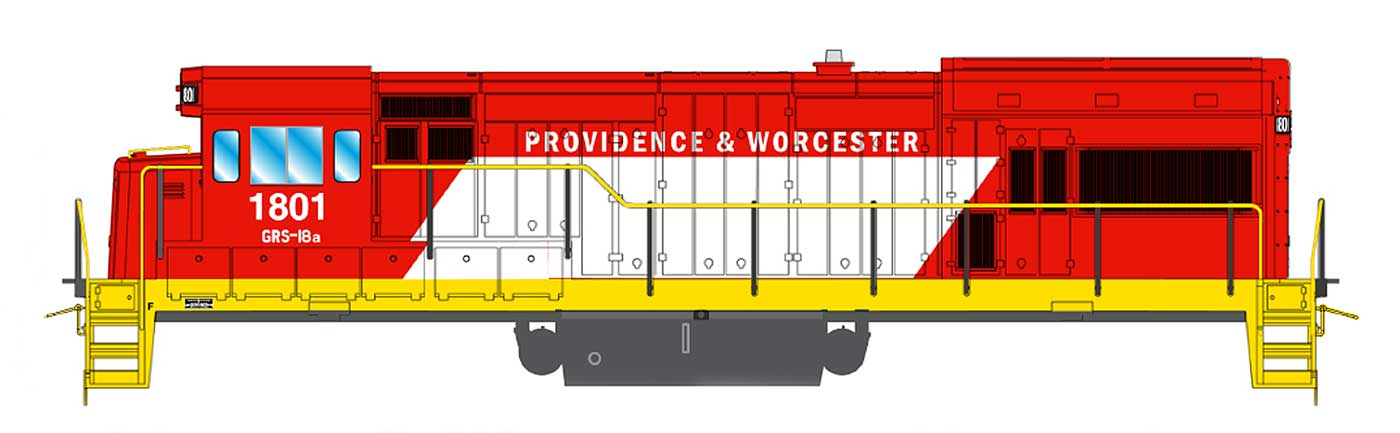 Providence & Worcester