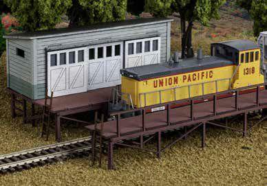 Locomotive Maintenance Stand Kit