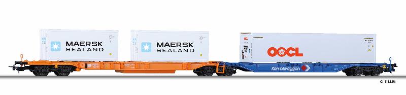 DB AG  / Maersk, OOCL