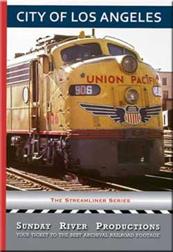 Union Pacific City of Los Angeles