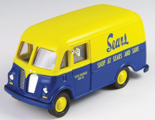 1950s Metro Van H0