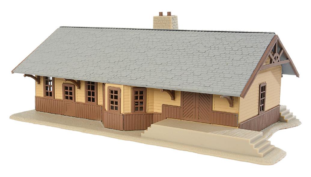 Iron Ridge Station