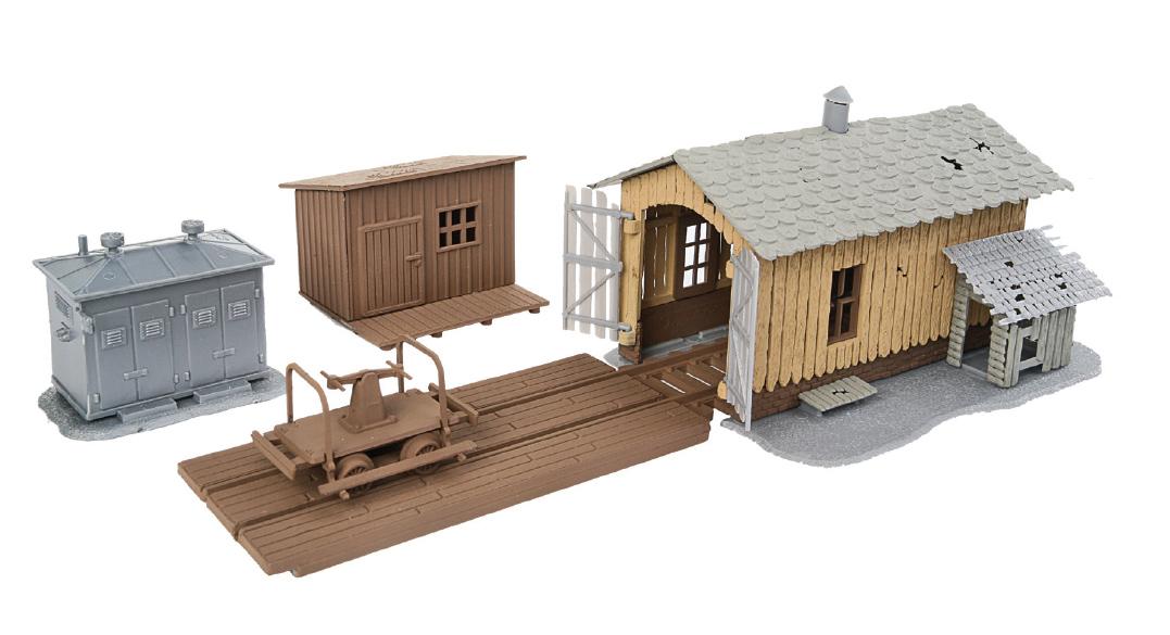 Trackside Tool Buildings