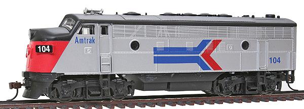 EMD F7 H0
