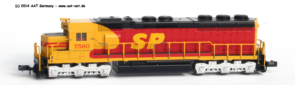Southern Pacific Merger