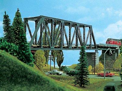 Kastenbrücke, gerade
