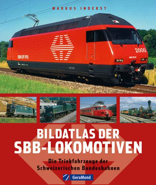 Bildatlas der SBB-Lokomotiven