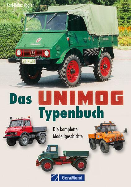 Das Unimog Typenbuch