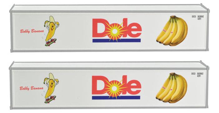 Dole (Bobby Banana, w/Skateboard)