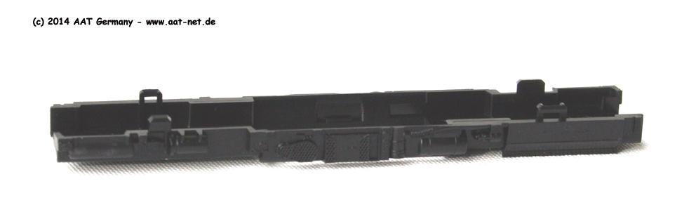 N Underbody Equipment, black