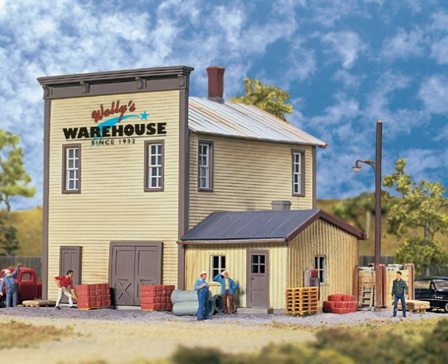 Wally's Warehouse