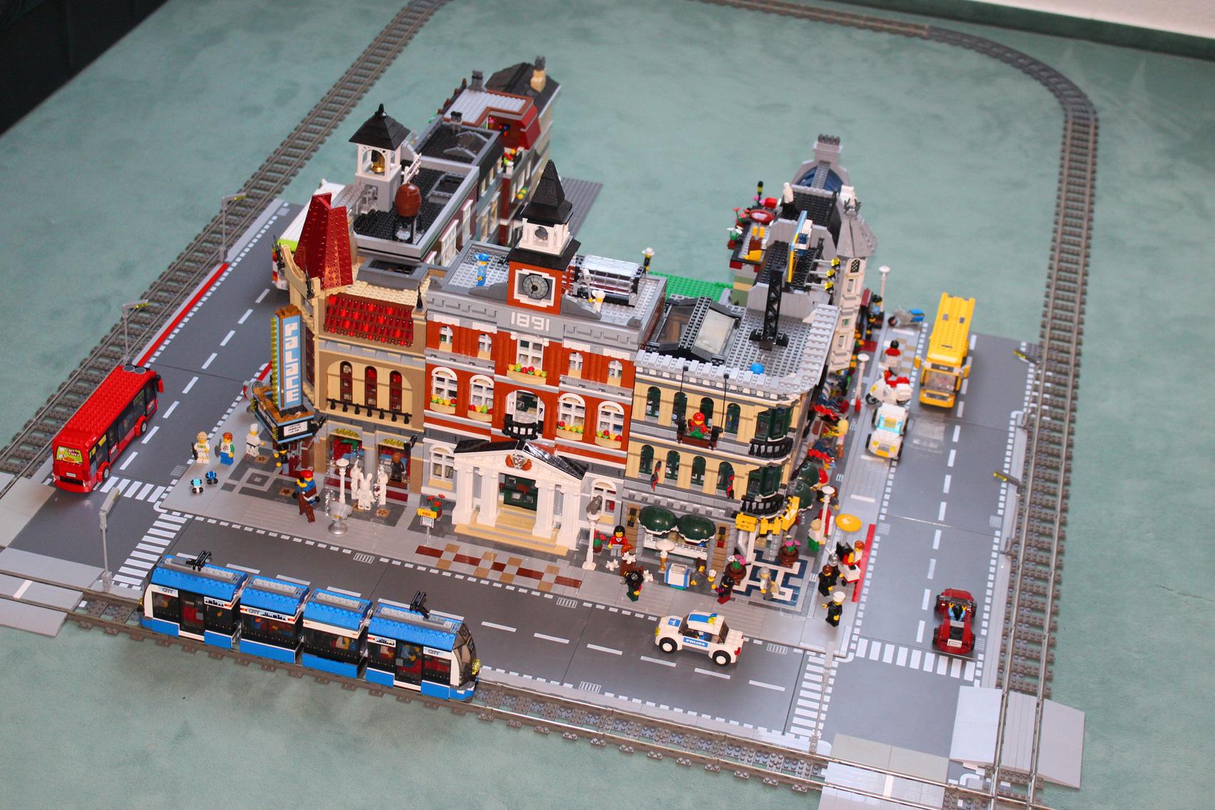 Lego City 10-2014