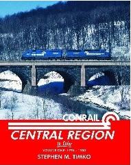 Conrail Central Region, Vol. 1