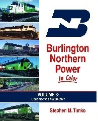 Burlington Northern Power Vol. 3