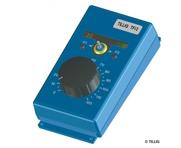 Fahrregler TFi2 mit Pendelzugsteuerung