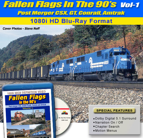 Fallen Flags in the 90s, Vol. 1