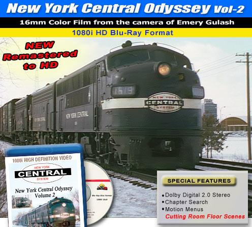 New York Odyssey, Vol. 2