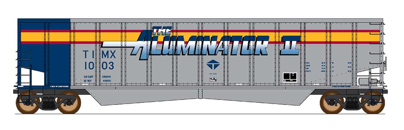 TIMX / Trinity Demonstrator