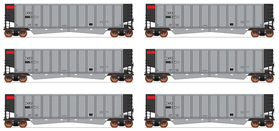 NCUX / Transport Capital Rail Partners