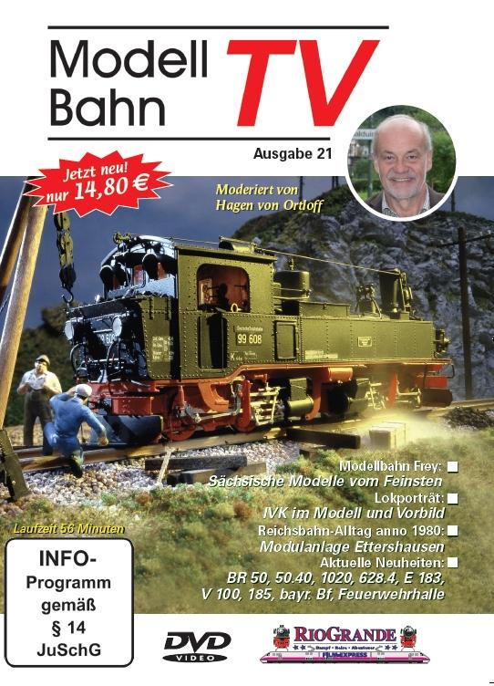 ModellBahn TV Ausgabe 21