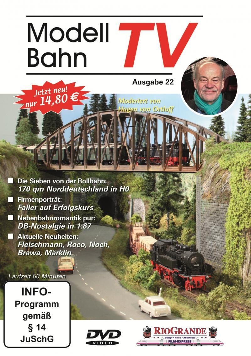 ModellBahn TV Ausgabe 22