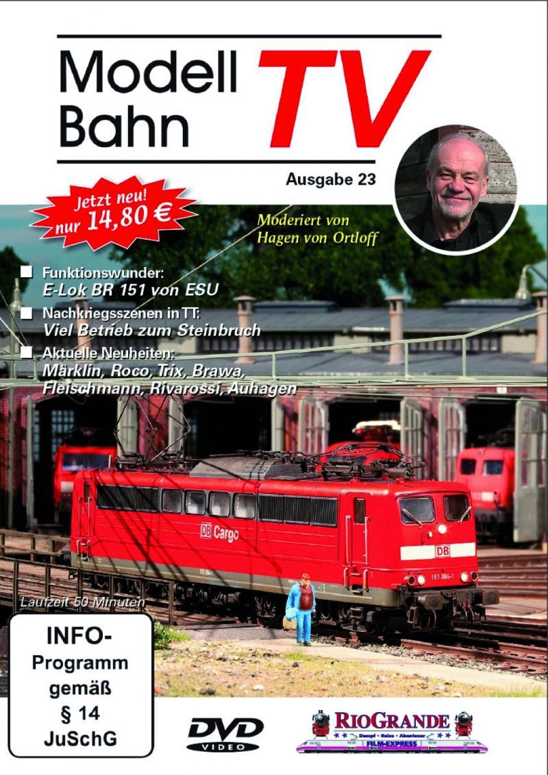 ModellBahn TV Ausgabe 23