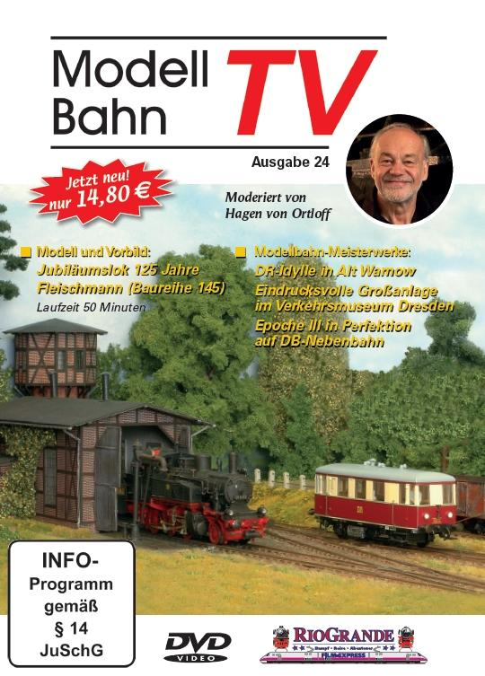 ModellBahn TV Ausgabe 24