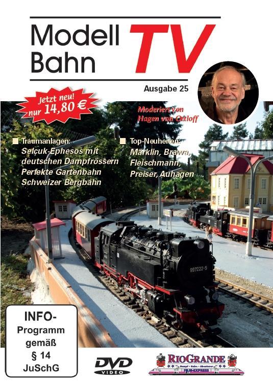 ModellBahn TV Ausgabe 25