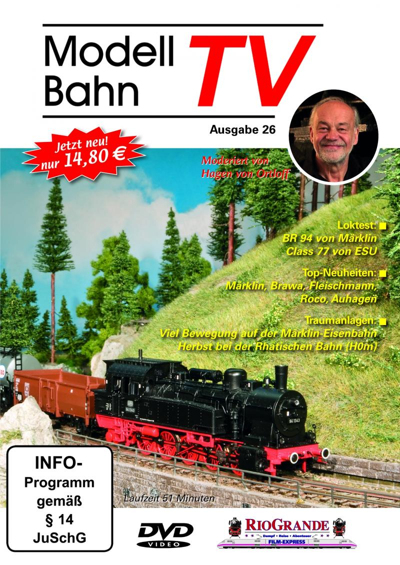 ModellBahn TV Ausgabe 26