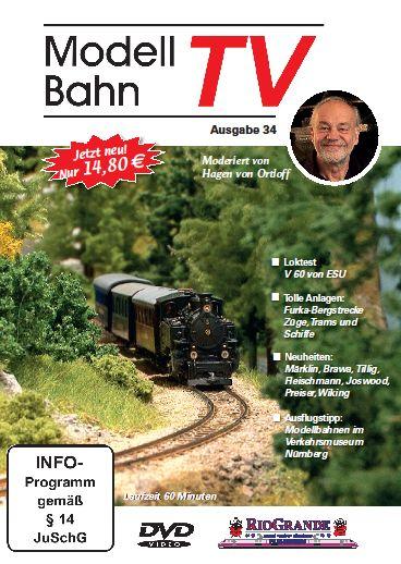 ModellBahn TV Ausgabe 34