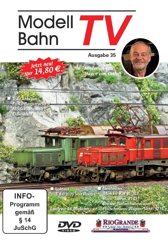 ModellBahn TV Ausgabe 35