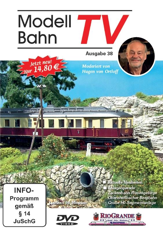 ModellBahn TV Ausgabe 38